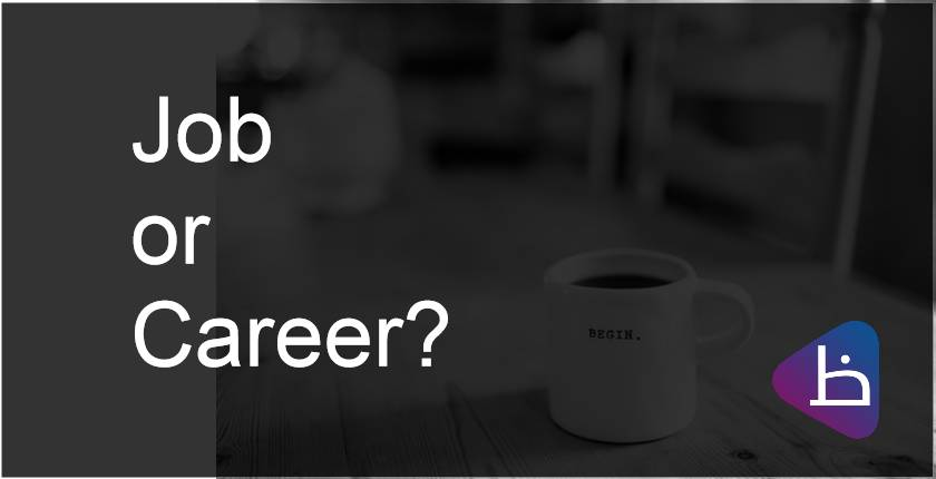 JOB OR CAREER and which EXCITING route are you taking in 2020?