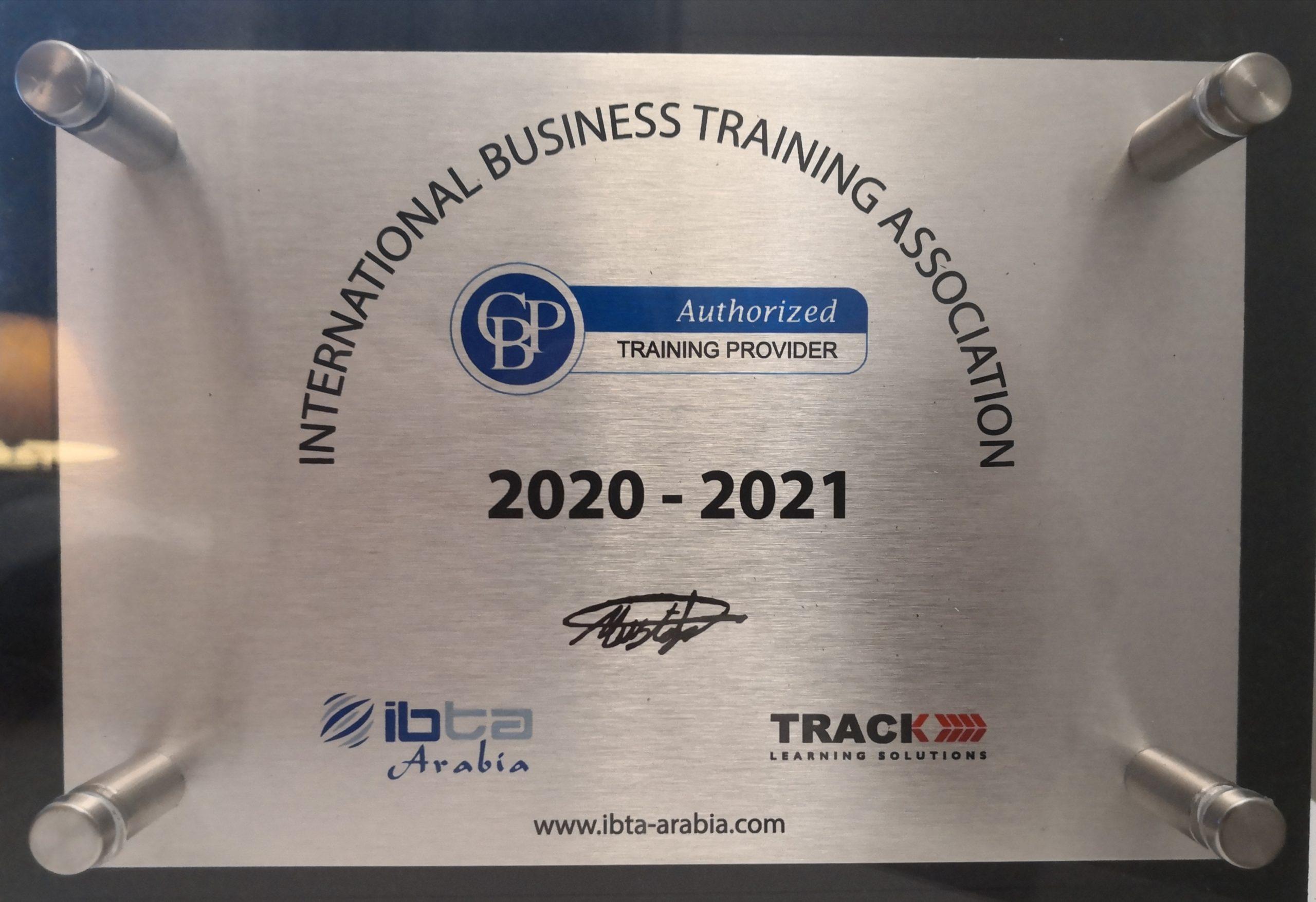 Authorized Training Provider